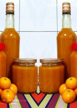 遵循古法,傳統美食『客家桔醬』