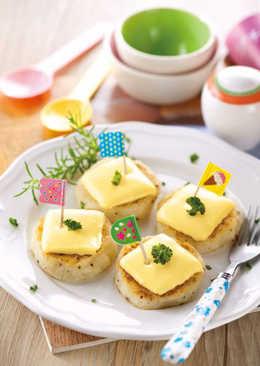 芝司樂香煎洋芋餅