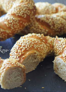 芝麻圈麵包(Simit)