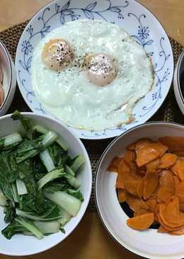 愛妻五色早餐