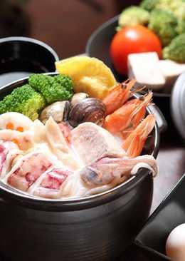 北海道牛奶鍋