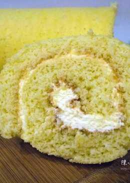原味蛋糕捲