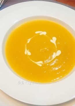 洋蔥南瓜濃湯