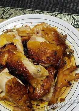 泰式南薑燒雞