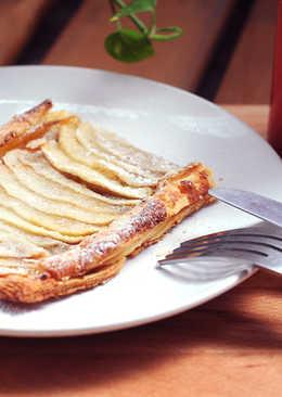 肉桂蘋果千層派 Cinnamon apple pie
