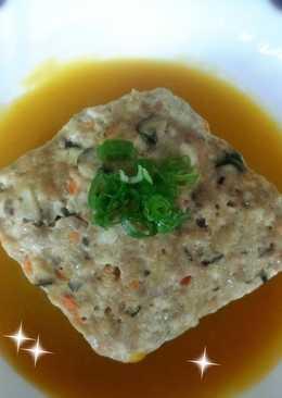 南瓜豆腐煲