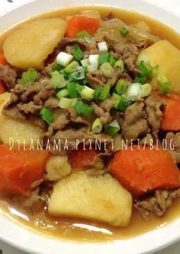 Dylanama ♥ 馬鈴薯燉肉