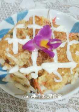 【味王泡麵創意秀】大阪燒泡麵