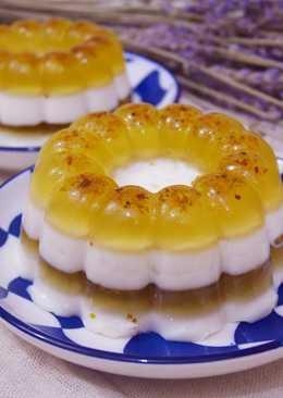 【影片教學】椰汁桂花糕