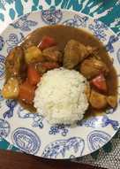 咖哩飯(二人份)