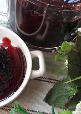 自家製果醬 ~ 黑莓果醬