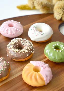 鬆軟綿密甜甜圈