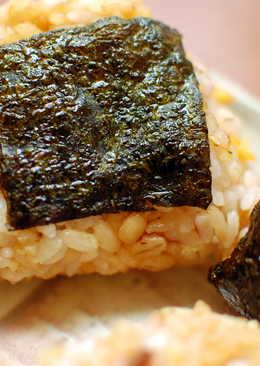 【剩飯料理】日式烤飯糰