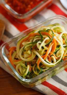 蔬菜義大利麵 - oxo 蔬食每一天
