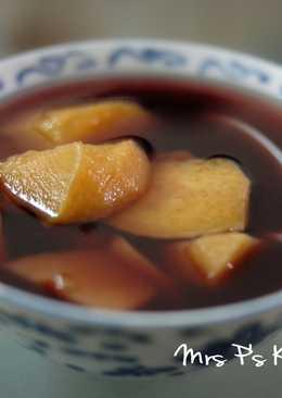 蕃薯甜湯 [簡易食譜]