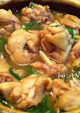 ★砂鍋麻油雞★