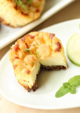 菠蘿起司蛋糕