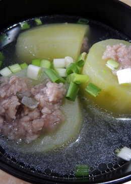 大黃瓜鑲肉