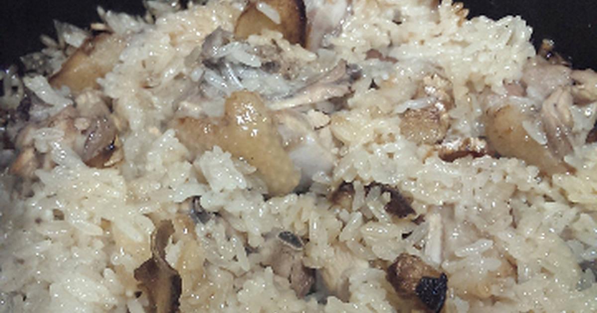 麻油雞飯食譜 by 中巷五號。手作。食