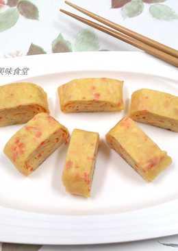 日式蛋捲(平底鍋)(輕鬆快速上菜)