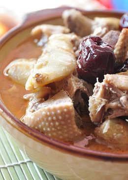 【我與大同美味燉湯】薑母鴨