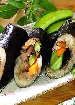 粽子海苔捲