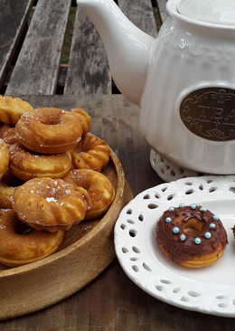 Vitantonio 鬆餅機-Mini Donuts 迷你甜甜圈❤!