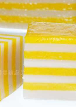 南瓜椰漿九層糕