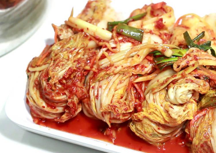匠弄。極致韓式辣泡菜 Kimchi 視頻