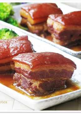 [東坡肉]電鍋料理