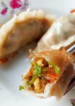 高麗菜素餃(蛋素/五辛素)