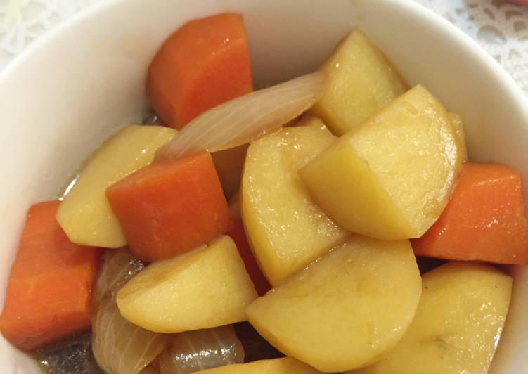 醬燒馬鈴薯