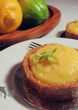 法式檸檬塔 免烤 超簡單
