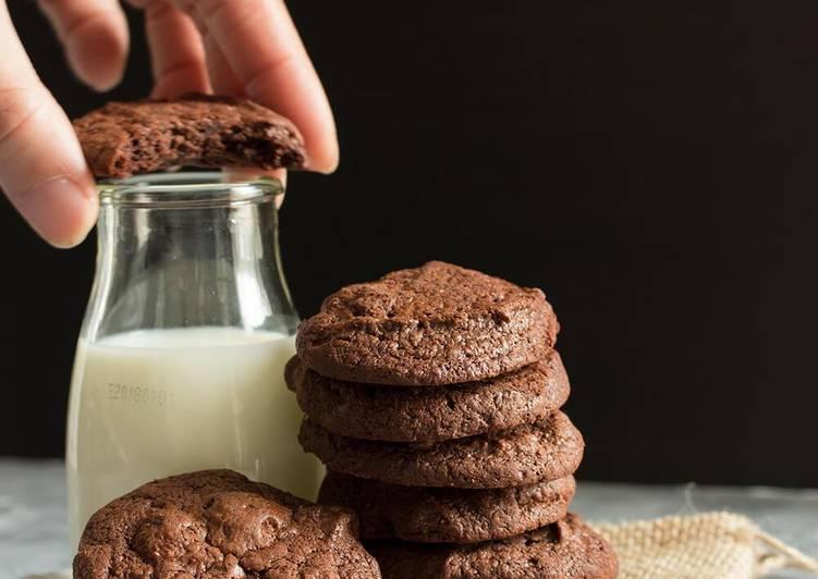 美式巧克力軟餅乾 (無麩質食譜)