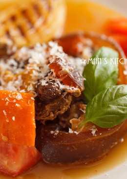 西西里牛尾湯
