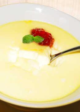【厚生廚房】鮮奶燉蛋