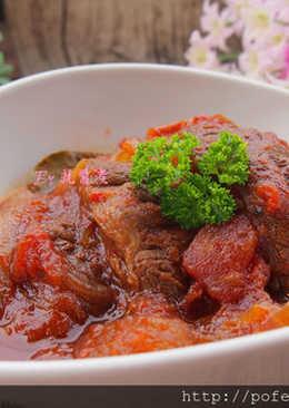 無水番茄燉牛肉