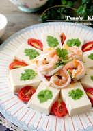 泰式涼拌海鮮豆腐【15分鐘快速上菜】