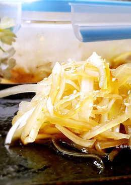 涼拌柴魚洋蔥