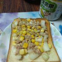 洋蔥鮪魚玉米醬