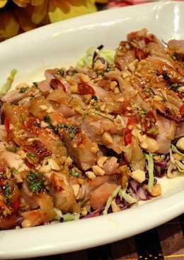 泰式香煎椒麻雞