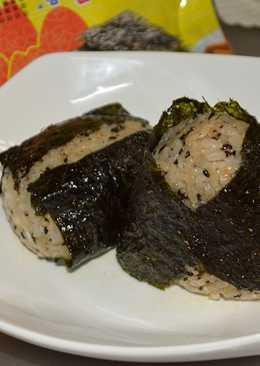 【元本山幸福廚房】-肉鬆海苔飯糰