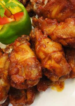 有心食譜:紐奧良辣烤雞翅