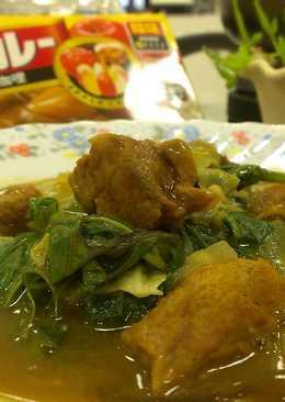 【好侍咖哩】夏日咖哩蔬菜湯
