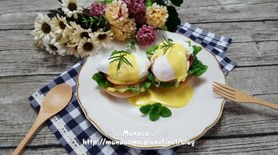 班尼迪克蛋 Eggs Benedict