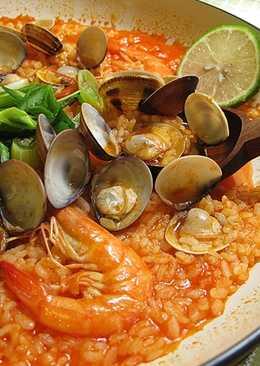 [亨氏番茄醬]番茄海鮮燉飯