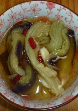 日式涼拌茄子