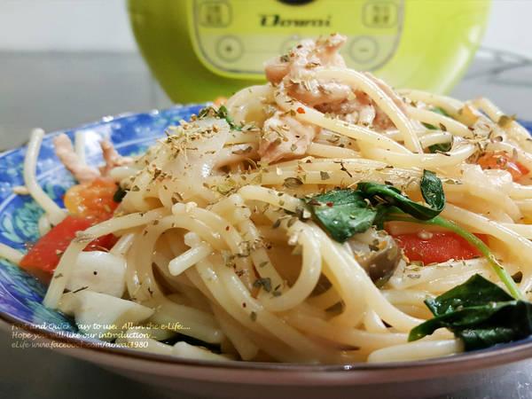 【一鍋到底】義大利麵『蒸健康寶寶鍋』