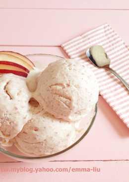 蜜桃冰淇淋