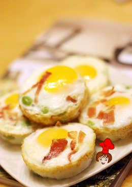 早餐新運動- 8分熟烤雞蛋 Oven Baked Egg